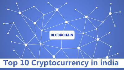 Top 10 Cryptocurrency in india