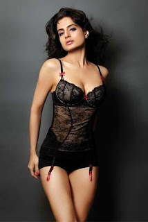 Ameesha Patel's Maxim Hot Photo Shoot