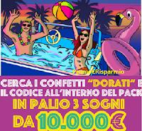 """Concorso """"Vigorsol Gonden Gum"""" : vinci premi da 10.000€"""