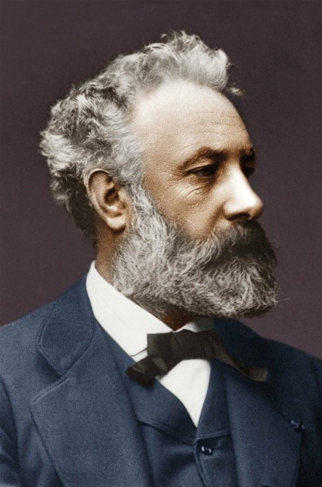 Julio Verne, 7 datos de su biografía que te sorprenderán