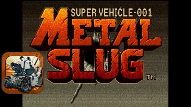 Metal Slug 1 Android APK