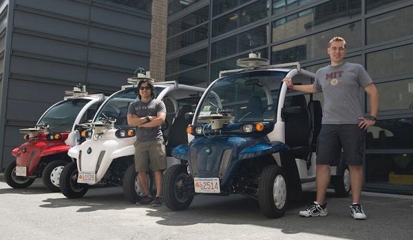 Proyecto de Ford y el MIT para medir el tráfico peatonal