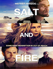 pelicula Salt and Fire (2016)