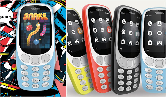 Nokia 3310 3G Price and Specifications