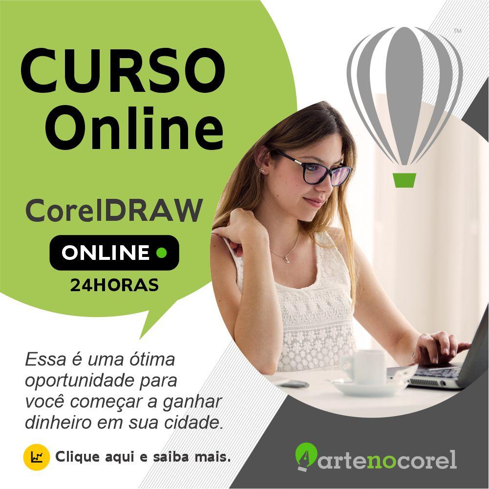 Curso Online CorelDRAW