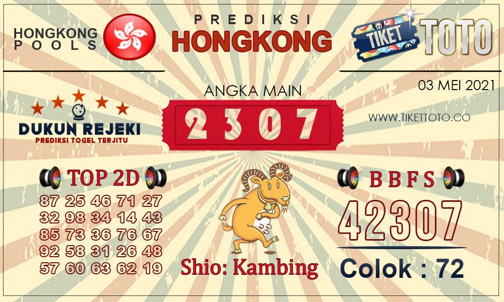 Prediksi Togel HONGKONG TIKETTOTO 03 MEI 2021