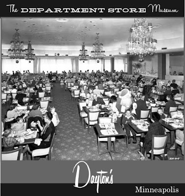 the department store Dayton's