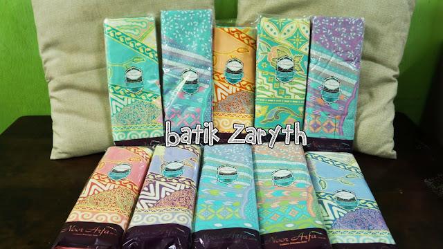 Kain Batik Sarung Keluaran Noor Arfa Batik Terengganu