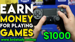 Best 5 Games to Earn money online