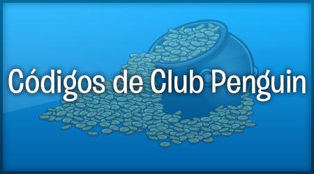 Todos los códigos de Club Penguin 2016