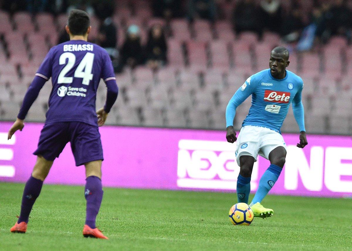 موعد مباراة نابولي وفيورنتينا في الجوله السابعة والثلاثون من الدوري الايطالي