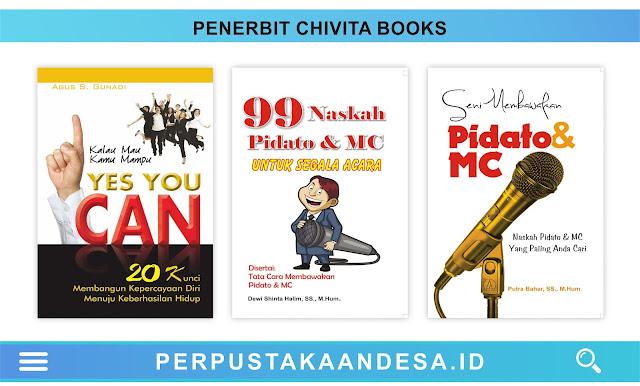Daftar Judul Buku-Buku Penerbit Chivita Books