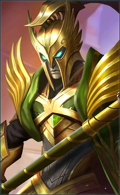 Alpha Fierce Heroes Fighter of Skins
