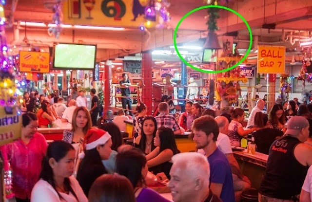 Why not ring the bell in a bar in Pattaya?