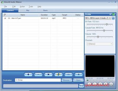 Xilisoft wma mp3 converter activation code