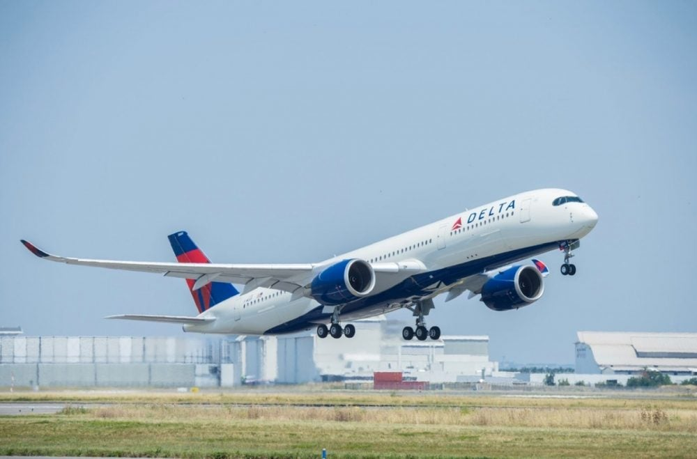 Delta Set To Resume Select International Services In May