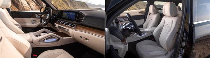 Đánh giá Mercedes-AMG GLS 63 2021 – SUV thể thao đầy sức mạnh