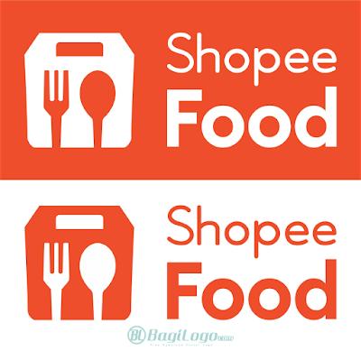 Shopee Food Logo Vector