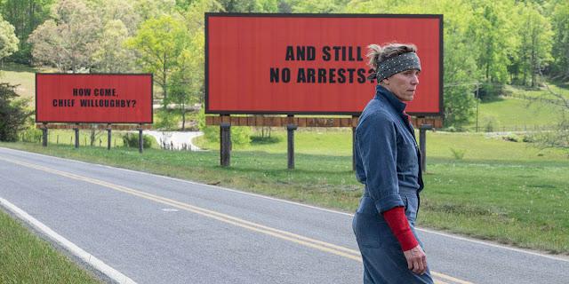 Frances McDormand - Three Billboards Outside Ebbing, Missouri (2017)
