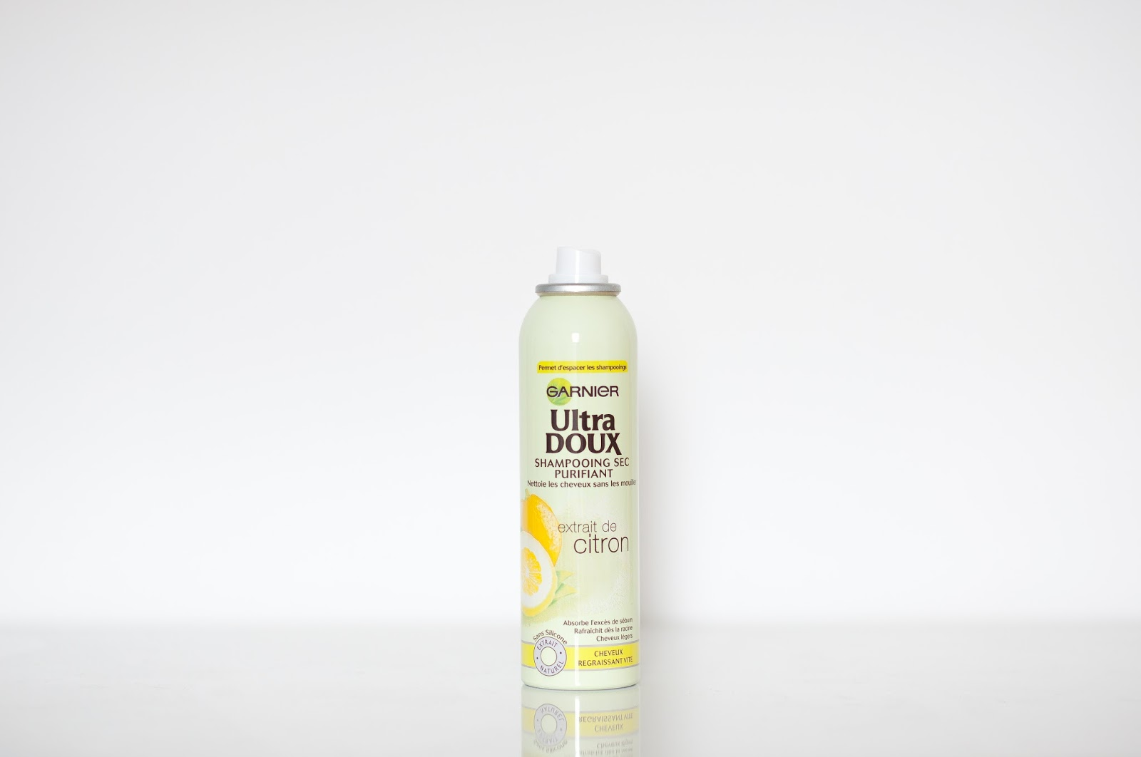 Le shampoing sec ultra doux - garnier