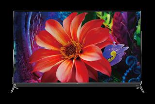 C815, premium 4K QLED TV