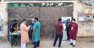 ঢাকা-১৮ উপনির্বাচন : এক বুথে দু'ঘণ্টায় ৬ ভোট