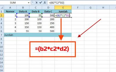 Lengkap 160+ Siap Download Kumpulan Rumus Excel Beserta Contoh