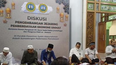 Para Alumni Pesantren Nurul Jadid se-Jatim Gagas kurikulum wirausaha Pesantren