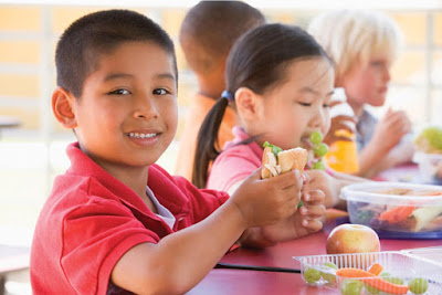 "Kid""s Lunch and Recess Timing Can Affect Health - El Paso Chiropractor"