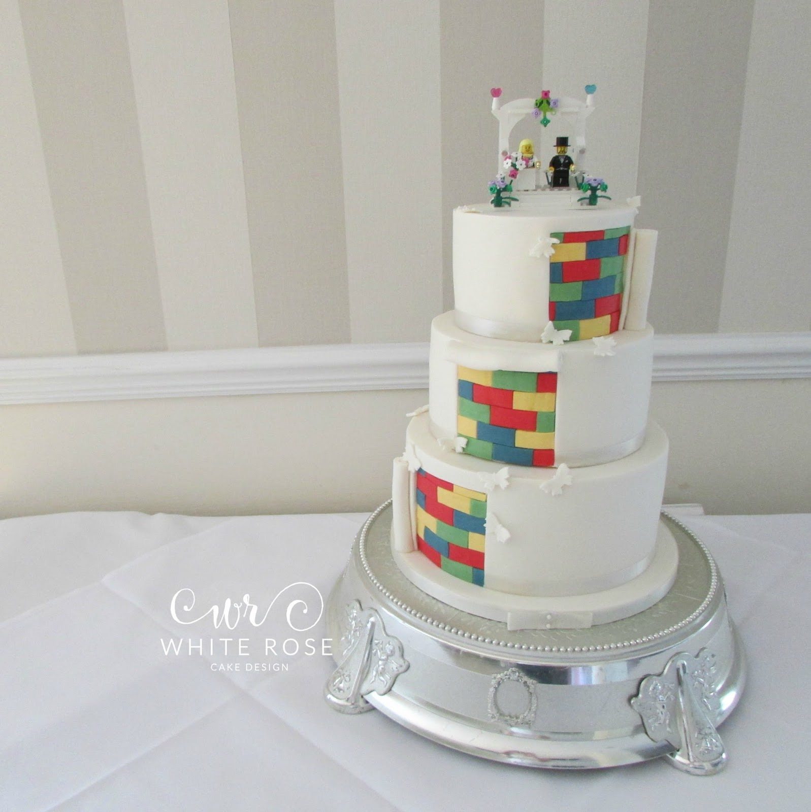 Wedding Cakes West Yorkshire Archives - Page 5 of 6 - White Rose ...
