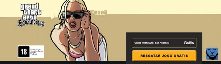 Como resgatar GTA San Andreas de graça - Rockstar Game Launcher