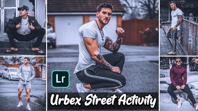 Grey Urbex Street Activity Presets Free
