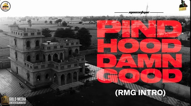 Pind Hood Damn Good Lyrics - Sidhu Moose Wala