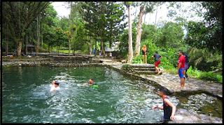Objek Wisata Tirta Alami Padang Pariaman