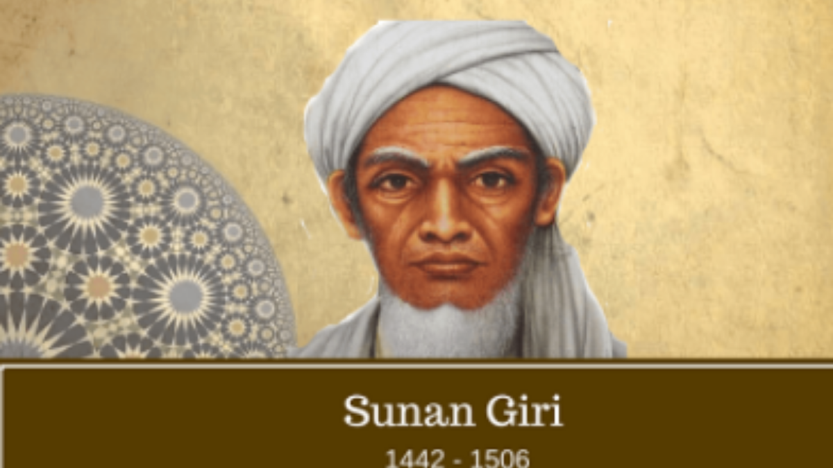 Sejarah Sunan Giri