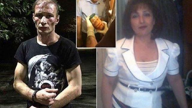 Penampakan Isi Kulkas Pasutri Kanibal, Polisi Sampai Syok Melihatnya, Ada 19 Potong Daging Manusia