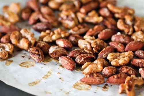 5 Healthy Recipes of Nuts homemade