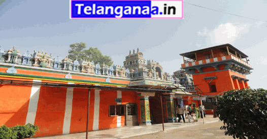 Hanuman Temple Karmanghat in Telangana