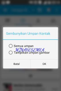Cara Ampuh Blokir Status Teman BBM Android