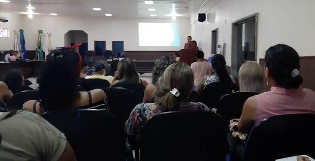 Capacitação de Conselheiros de Saúde é ofertada a estudantes do IFRO