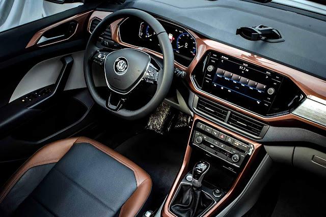 Volkswagen T-Cross SUV