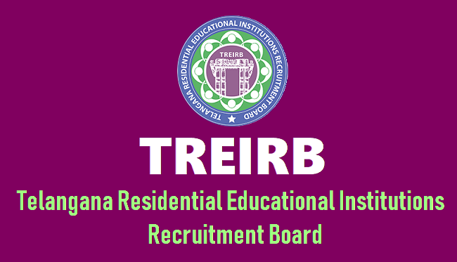 TREIRB Telangana Recruitment 2018 Lecturers 746 Vacancies - Apply Online