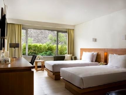 Daftar Hotel Terbaik di Sekitar Kota Bandung - Hotel Santika