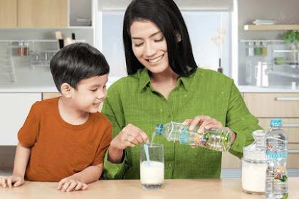 Morinaga Heiko Water: Pilihan Air Pelarut Makanan dan Susu Anak Khusus