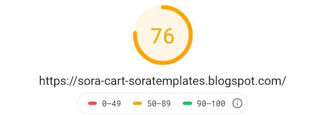 SoraCart Responsive Shop Market Place Online Store Blogger Template Theme