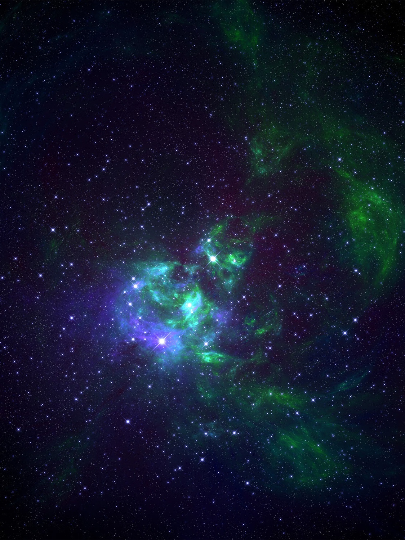 COOL GALAXY NEBULA SPACE SKY IPAD WALLPAPERS