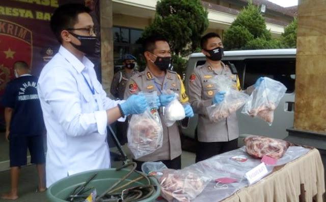 Setahun Jual Daging Babi yang Ternyata Sapi dari Solo ke Bandung, Pelaku Sempat Naik Darah saat Ditegur Warga Kampungnya