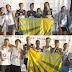 CAMPEONATO BAIANO SUB 16 EM SIMÕES FILHO: EAF e EAAA conquistam 34 medalhas e os troféus de campeã e vice campeã nas duas categorias