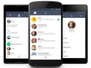 Line Luncurkan Versi Lite untuk Atasi Internet Lelet dan Android lebih Cepat