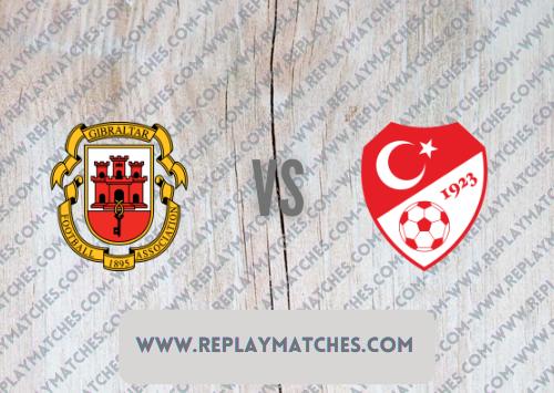 Gibraltar vs Turkey -Highlights 04 September 2021